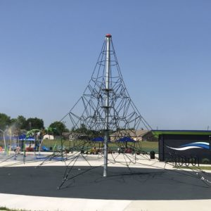 Bronson Park - Custom Play Worx Police Station Playground gallery thumbnail