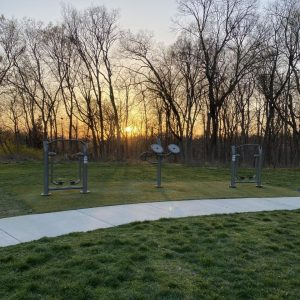 Ault Park Fitness gallery thumbnail