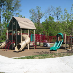 Beckett Park Barn Themed Playground gallery thumbnail