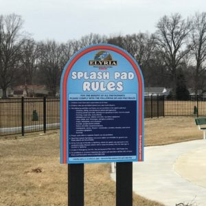 West Park Splash Pad gallery thumbnail
